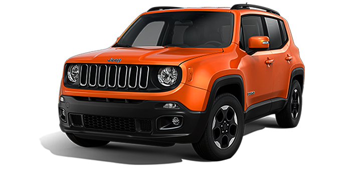 JEEP Renegade PB